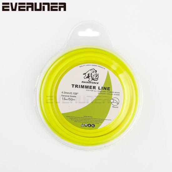 4.0mmx15m Round nylon trimmer line
