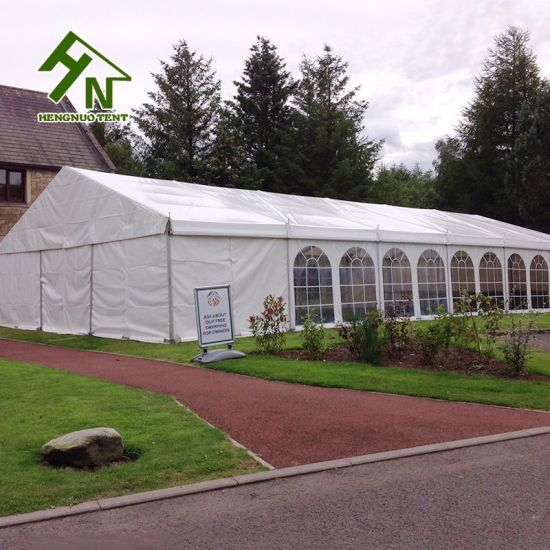 300 People Aluminium Banquet Church Marquee Tent for Sale