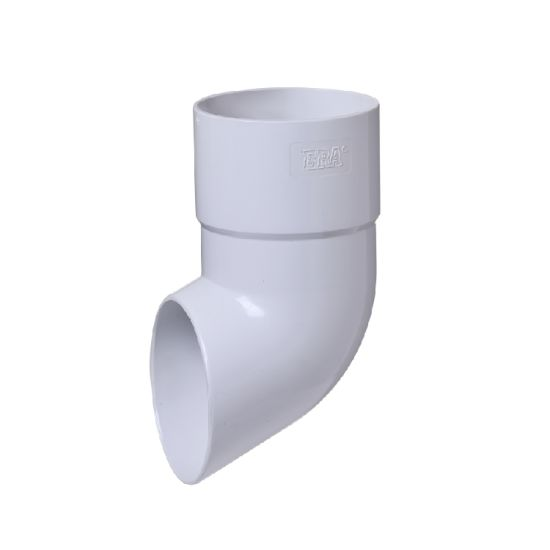 China Upvc Kitemark Certificate Rainwater Gutter Fittings Pipes 90 Degree Plastic Elbow Bend China 90 Degree Elbow Pvc Elbow