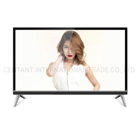 32 43 50 55 Inch China TV UHD Price Factory Cheap Flat Screen Televisions High Definition LCD LED TV