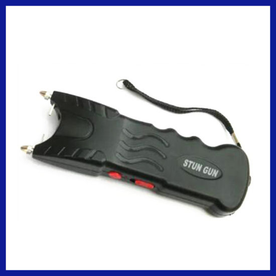 Powerful Stun Gun with Rubber Printed (SYSG-191111)
