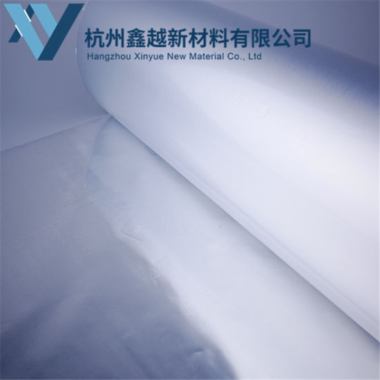 Original Factory Woven Insulation Glass Solar Reflective Aluminum Laminating Foil for Wholesale