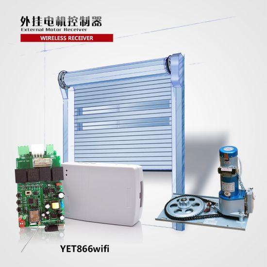 High Quality Long Range Wireless RF 220V Sliding Door Opener WiFi Receiver Yet866