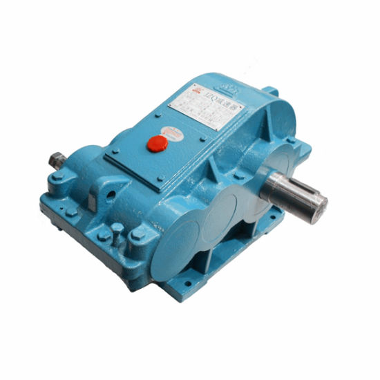 Zq Jzq Series Two Stage Cylindrical Crane Gearbox Engine Transmission Gearbox