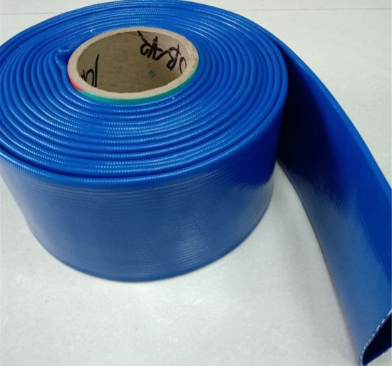 Flexible PVC Water Pump Hose Pipe for Farm Irrigation System