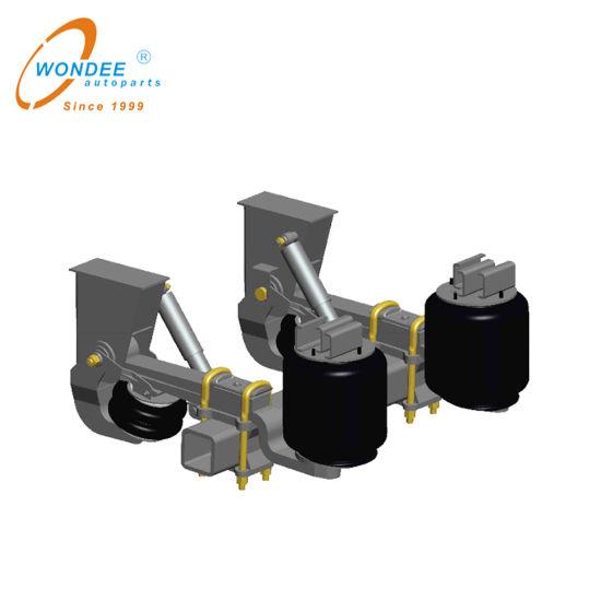 Auto Parts Manufacturer 13t Air Spring Type Air Suspension for Semi Trailer