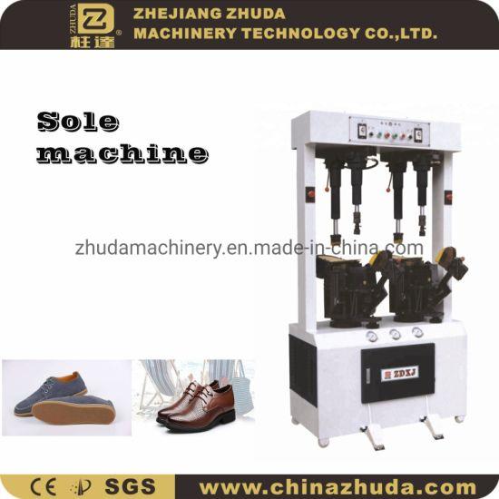 Zhuda High Quality Universal Hydraulic Sole Attaching and Pressing Machine