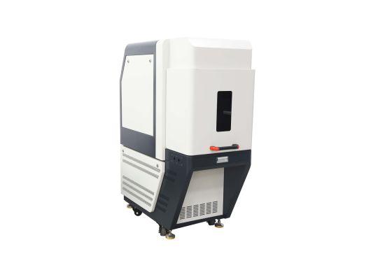 New Style Optical Fiber Laser Marking Cabinet Enclosed