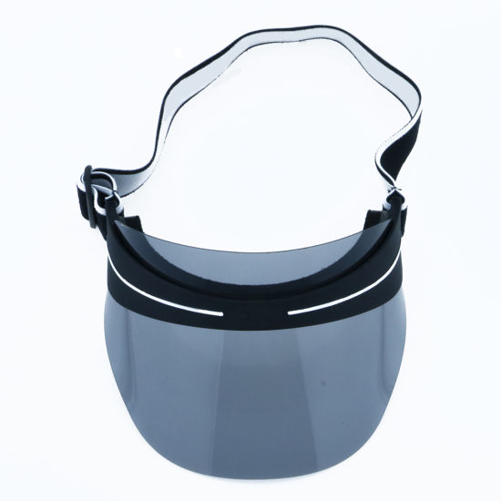 b53f734037e9e Bulk Sale Plastic Cap Visor Material Elastic Band Fashion Youth UV  Protection Sun Visor Hat