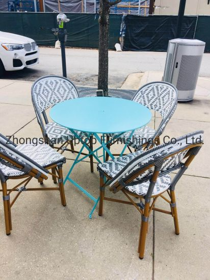 China American Outdoor Chair Cafe, What Is The Best Quality Outdoor Furniture