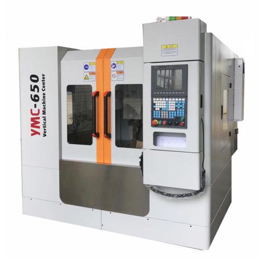 China 3/4/5 Axis Vertical Center Fanuc Controller CNC