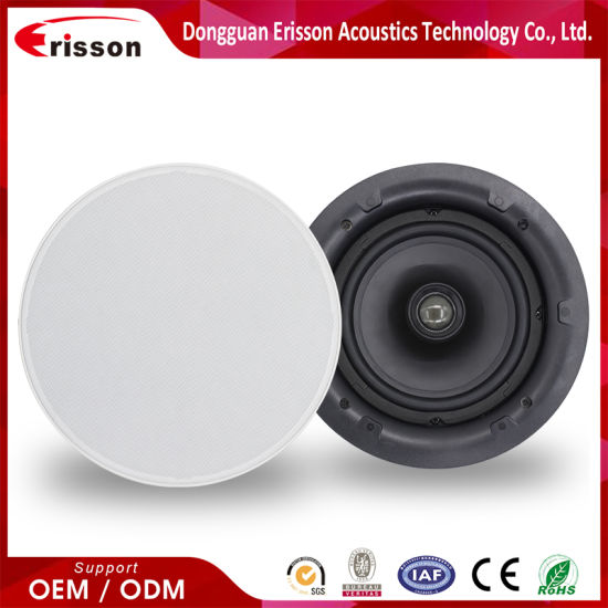 6.5 Inch 2-Way 60watts in-Ceiling Speakers