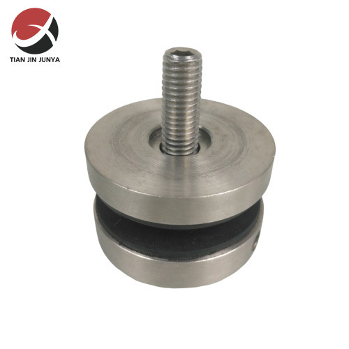 OEM/ODM Supplier Precision Casting Customized DIN/ANSI/JIS Standard SS304 316 Stainless Steel Handrails Accessories Balustrades Clamp Balcony Handrails Hardware