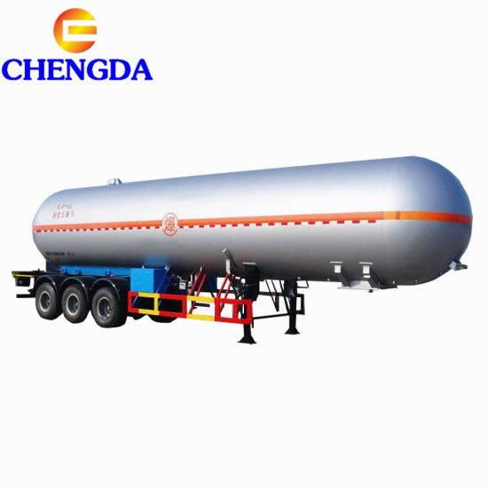 25cbm 57.25cbm 59.4cbm 60cbm LPG Gas Fuel Water Storage Tank pictures & photos