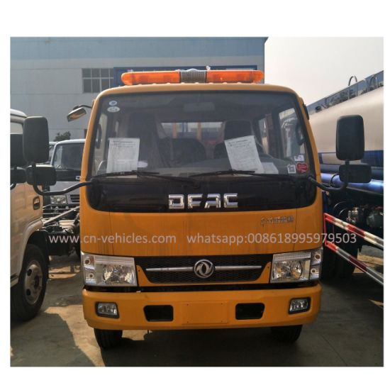 Dongfeng 14 Meter Hydraulic Articulated Booms Aerial Bucket Truck Aerial  Lift
