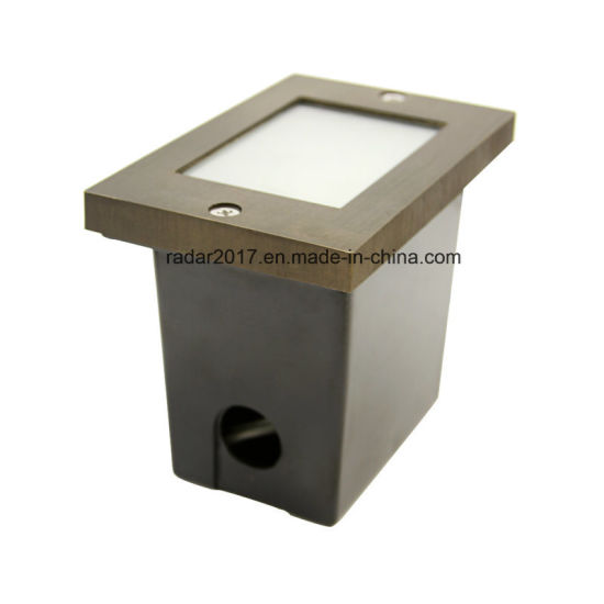 Brass Landscape Lighting Fixtures LED Floodlight Hardscape Light Lifetime Warranty pictures & photos