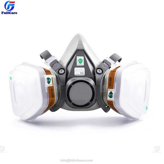 gas mask 3m 6200