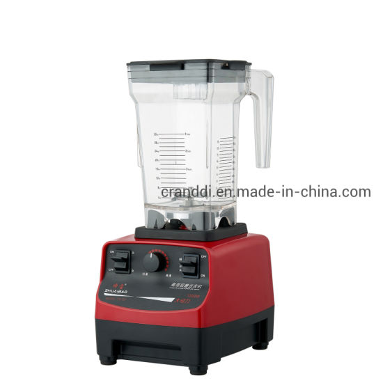 1500W, 6 Blades, Variable Speed Control & One Touch Cleaning Professional Food Blender (YL-767)