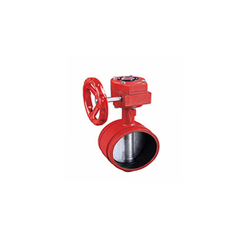 High Quality Homemade Wholesale Fire Alarm Valve Butterfly Valve