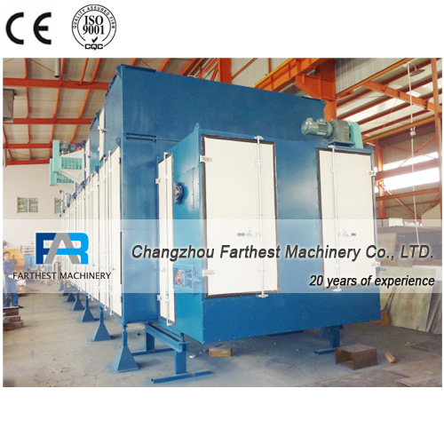 Forage Dryer for Pet/Fish/Animal Feed Factory pictures & photos