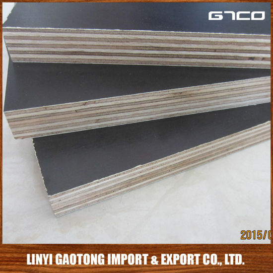 Concrete Plywood Shuttering Plates 18mm Marine Plywood Exterior Siding  Panels
