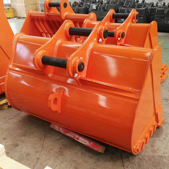 12t Excavator Mud Bucket 1800mm pictures & photos