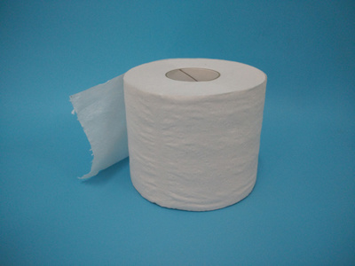 1ply Recycled Pulp Toilet Tissue Paper Bt1000r pictures & photos