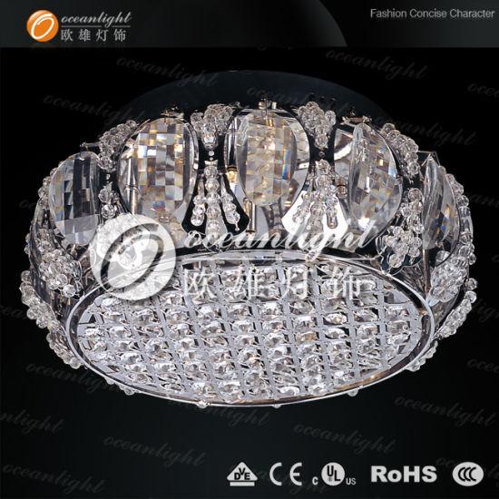 Modern Crystal Chandeliers Pendant Lighting (OM926)