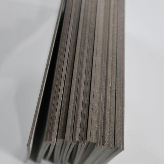 Saudi Arabia Stationery Folder 1200GSM 1250GSM Grey Fsc Board