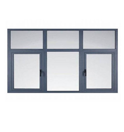 China Suppliers Aluminum Alloy Glass Casement Window for Building Material