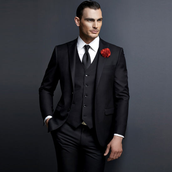 Formal Blazer Latest Design Coat Pant Men Suit pictures & photos