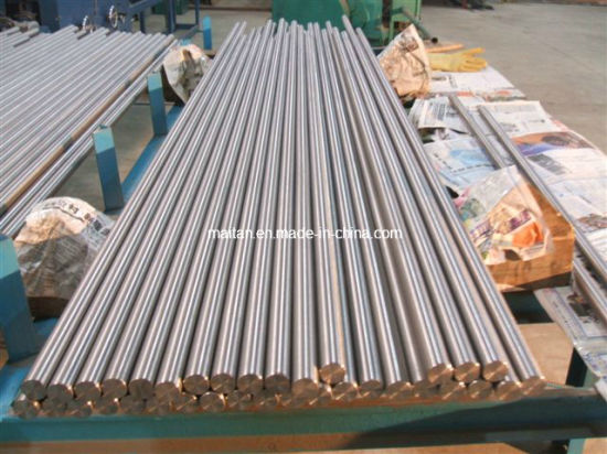 ASTM B348 Gr. 4 Titanium Round Bar pictures & photos