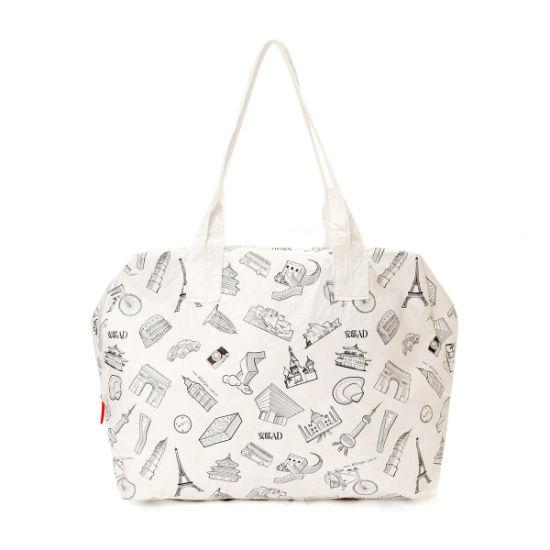 fashion Eco-Friendly Tyvek Paper 1443r Tote Bag