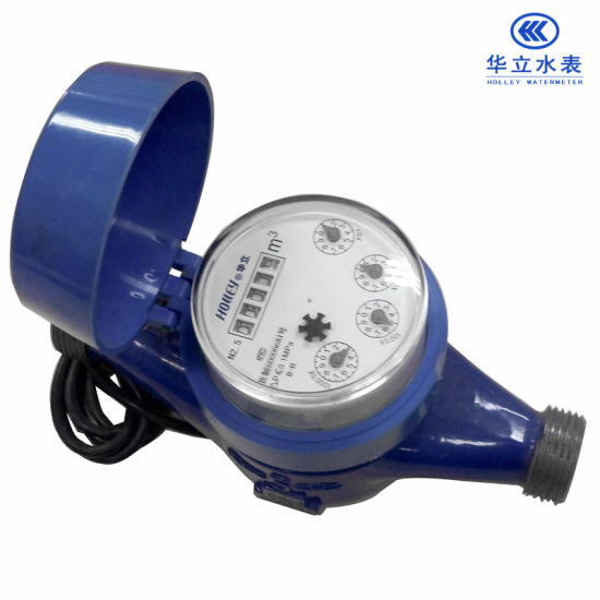New Type Remote Reading AMR Photoelectric Water Meter
