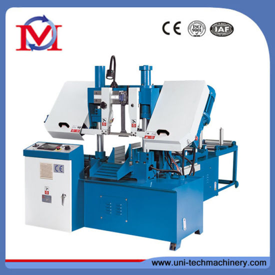 CNC Control Horizontal Double Column Band Sawing Machine (GHS4228)