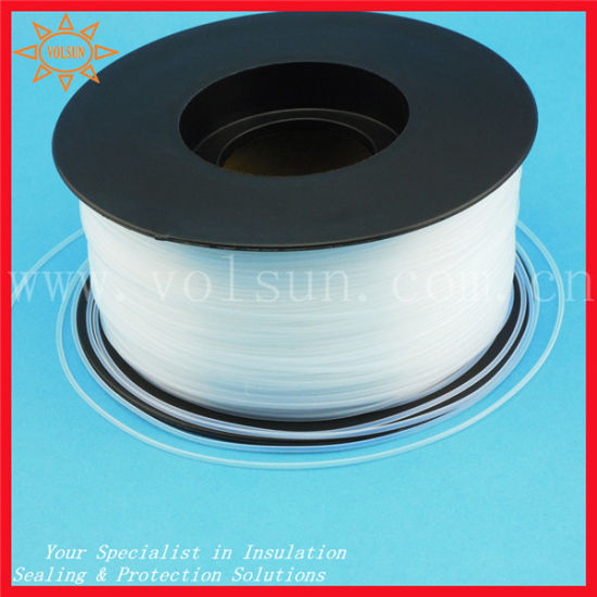 High Tempertature Resistant PTFE Red Tubing pictures & photos