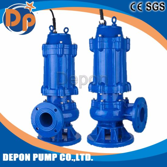 Underground Submersible Water/Sewage Pump 220V/380V Price pictures & photos
