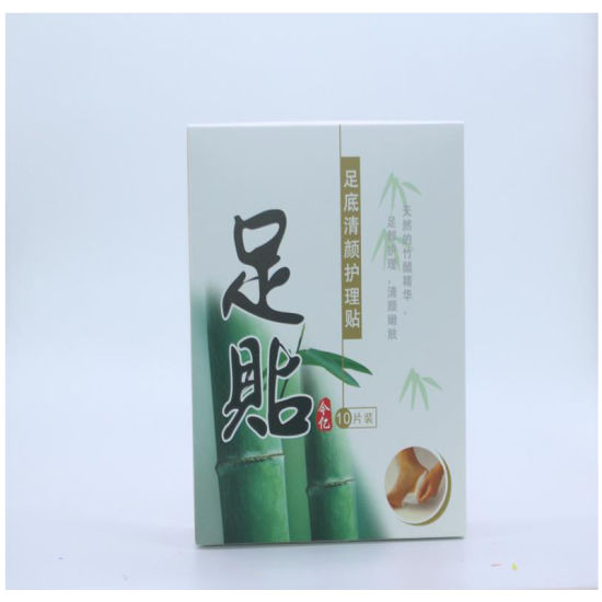 Natural Health Care Detox Foot Patch with High Quality