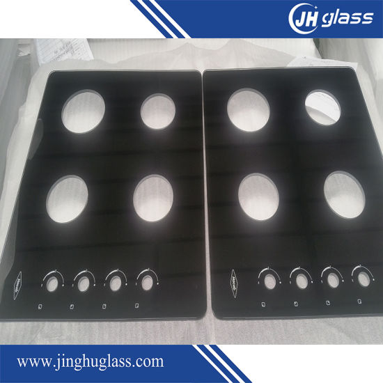 Tempered 3-12mm Silk Screen Printing Glass for Furniture pictures & photos
