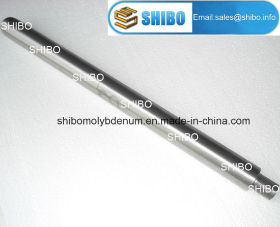 99.97% Pure Polished Molybdenum Glass Melting Electrodes pictures & photos