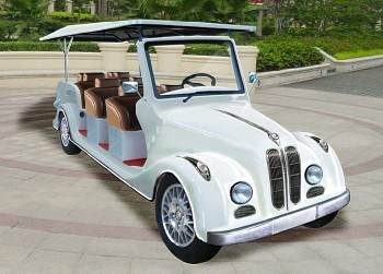 Luxury 8 Seater Electric Golf Trolley (LT-S8. FB)