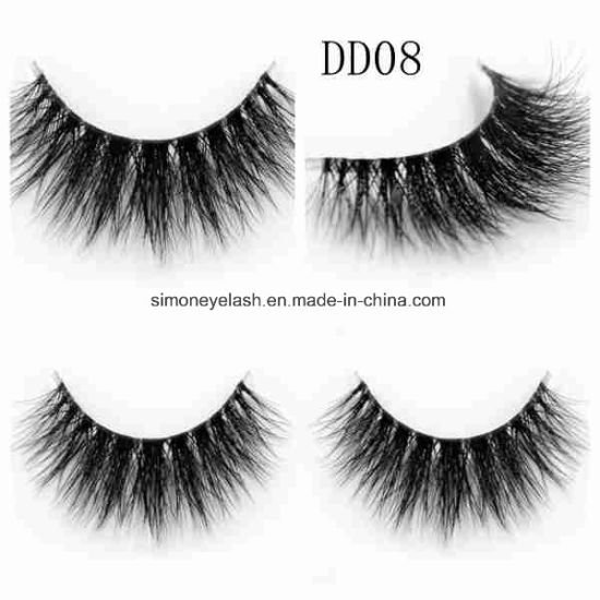 078eb8028f7 Wholesale Private Logo Package Box 3D False Eyelashes Silk Mink Eyelashes