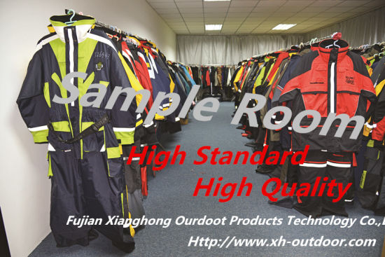 Men′s Waterproof Wading Jacket with High Quality (QF-1854) pictures & photos