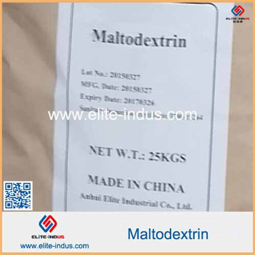 High Quality Natural Yellow Maltodextrin with Good Price pictures & photos