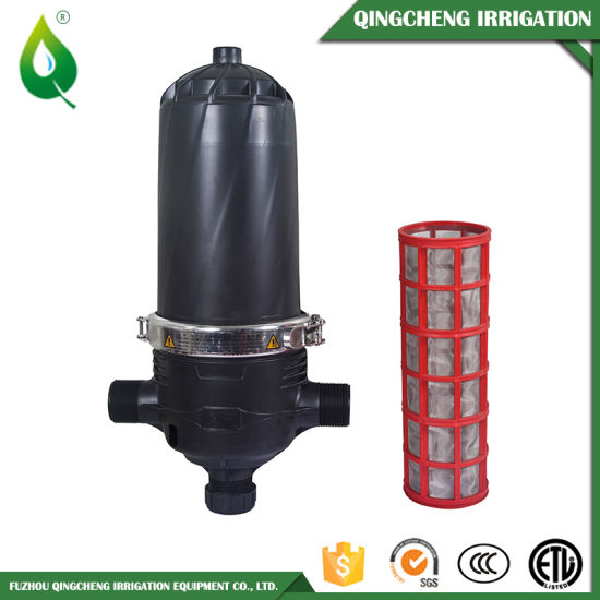 Agriculture Irrigation Screen Filter for Male Thread pictures & photos