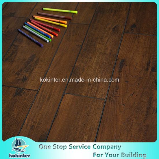 Kok Hardwood Flooring Laminate Random Width 05