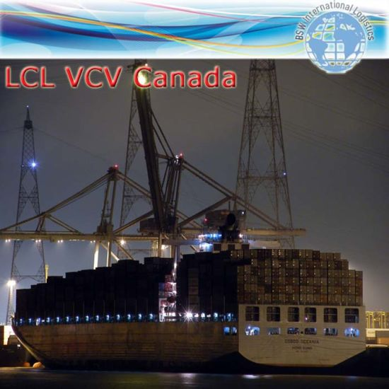LCL (Vancouver Cananda) Ocean Delivery/ Shipment / Sea Freight/ Shipping / Distribution pictures & photos