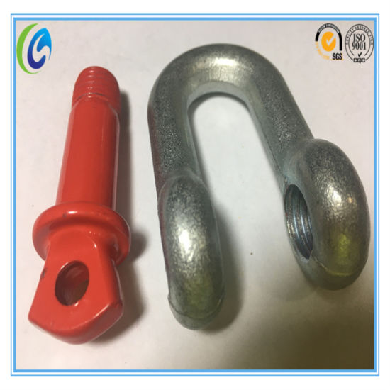 Electro Galvanized U. S. Type G-210 Shackle pictures & photos