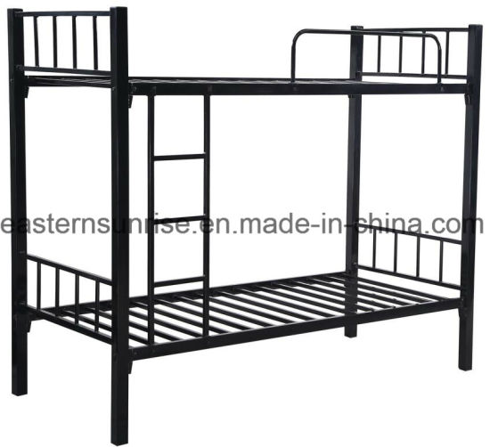China Low Price University School Military Metal Bunk Bed China