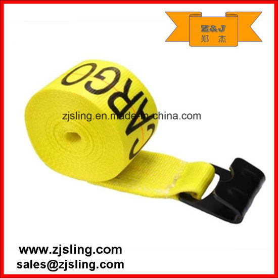 "1"" S Hook Polyester Ratchet Lashing 1"" X 10′ (customized) pictures & photos"